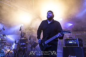 Konzertfoto von The Vision Bleak - Coming Home Tour 2016 im Hellraiser Leipzig