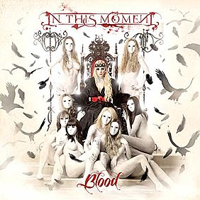 In This Moment: Blood Albumcover