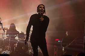 Motionless in White auf der Disguise Tour in Dresden