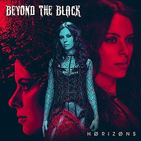 Albumcover Beyond The Black: Horizons