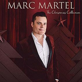 Albumcover Marc Martell: The Christmas Collection