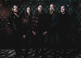 Bandfoto von In Flames (Quelle: United Talent Agency)