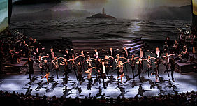Foto der Tanzshow Heartbeat Of Home (Riverdream Productions Limited)