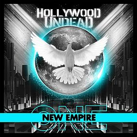 Singlecover Hollywood Undead - Heart Of A Champion