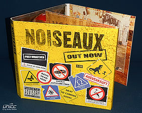 CD: Noiseaux – Out Now