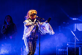Konzertfoto von Kim Wilde bei der Here Come The Aliens Tour 2018