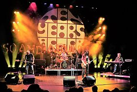 Konzertfoto von Ten Years After