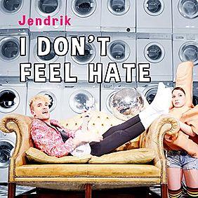 Singlecover Jendrik - I Don't Feel Hate, ESC